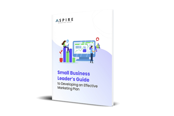 Free eBook - Small Business Leader's Guide to Developing an Effective Marketing Plan
